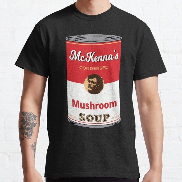 pegatinas y otros artículos para los fanáticos de Terence Mckenna. Camiseta clásica