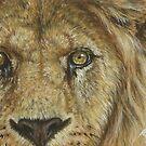 Lion #6 by artbyakiko