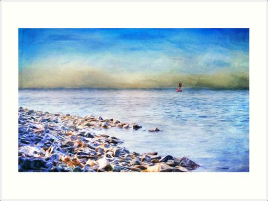 Memories of Fayette Bay by ginkelmier