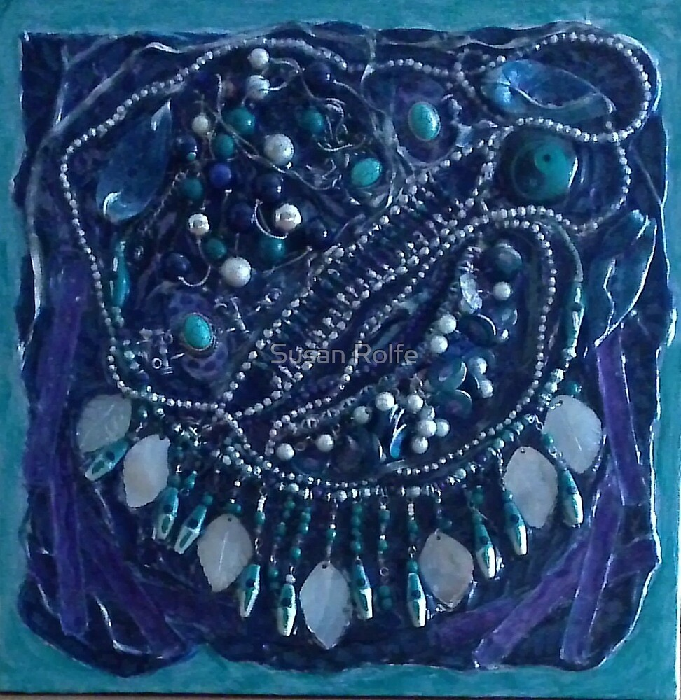 DREAM CATCHER by Susan Rolfe