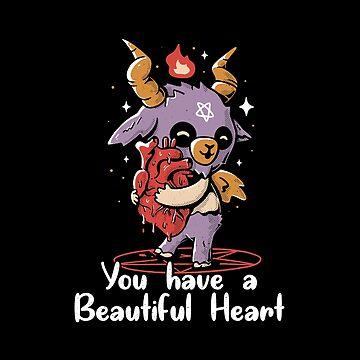 Du hast ein schönes Herz von tobiasfonseca