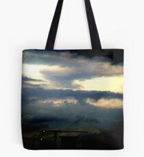 Dark Dawning Tote Bag