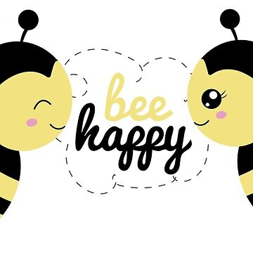 Happy bees by Petitxuilus