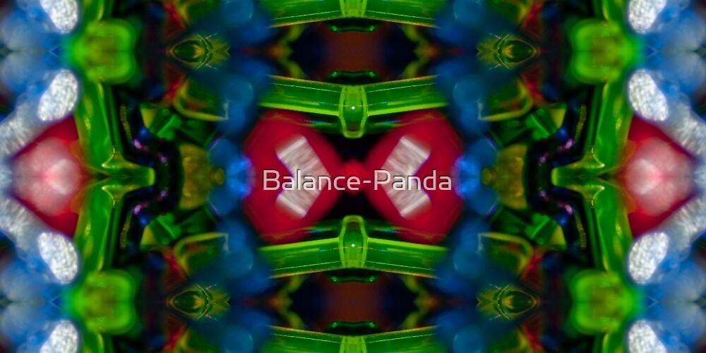 Green Plastic Glow by Balance-Panda