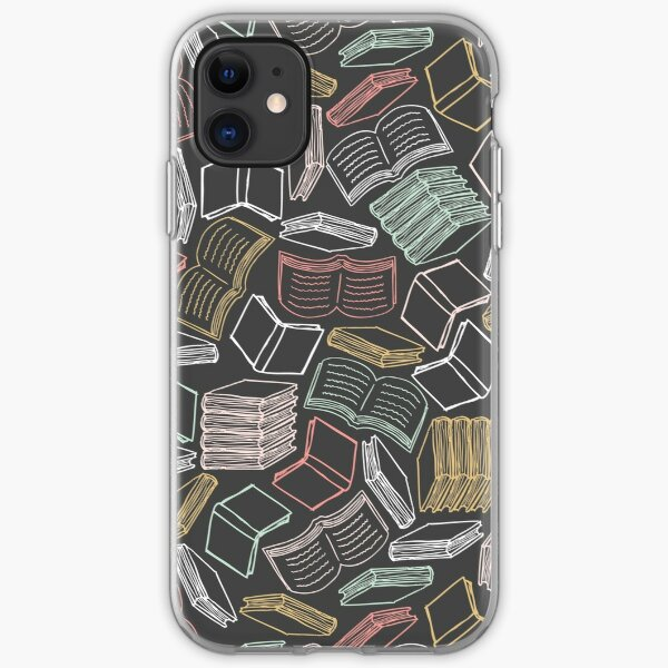 So Many Books...  iPhone Soft Case
