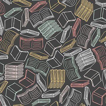 Tantos libros ... de robyriker