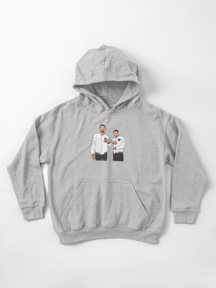 newest 1ef1e 0b5f4 'Klay Thompson, Steph Curry, And Their Rings' Kids Pullover Hoodie by  RatTrapTees