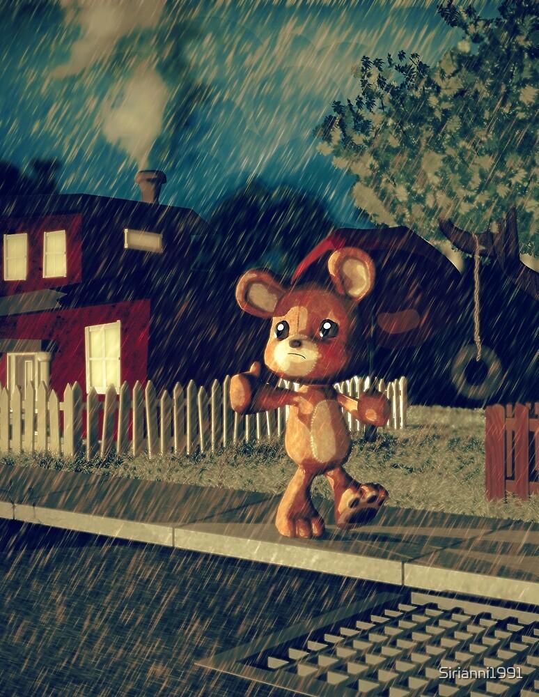 Sad Teddy by Sirianni1991