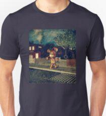 Sad Teddy Unisex T-Shirt