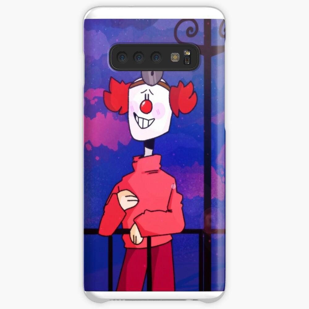 G0z Flower Roblox G0z Night Case Skin For Samsung Galaxy By Thepharrow Redbubble