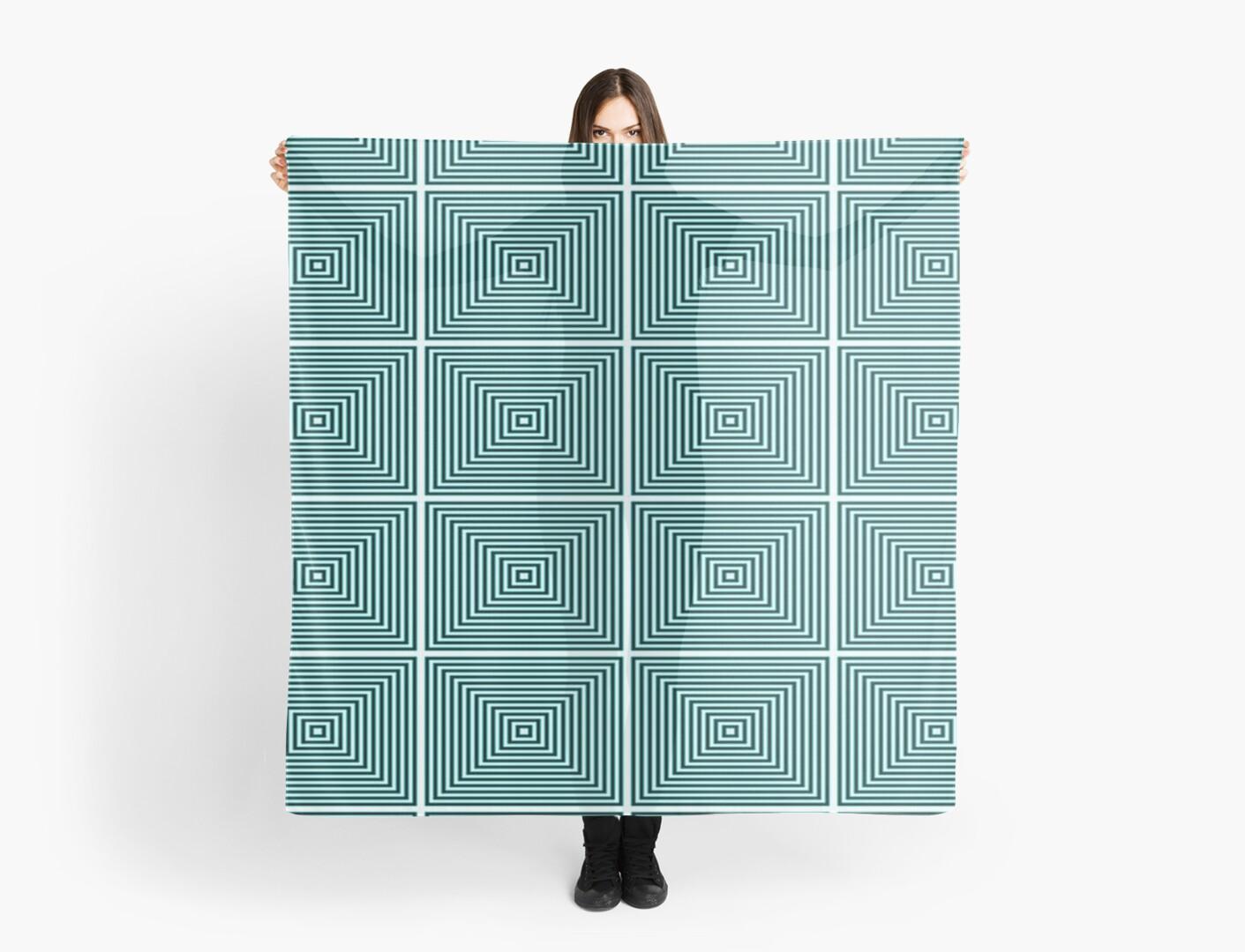 Teal Illusion by coribeth