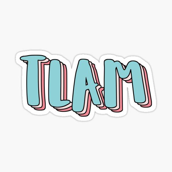 TLAM (RETRO) Sticker