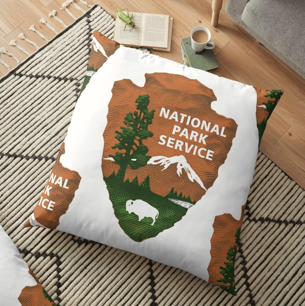 Nationalpark Service Bodenkissen