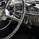 Pontiac Interior by Michelle Ripari