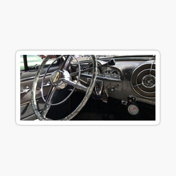 Pontiac Interior Sticker