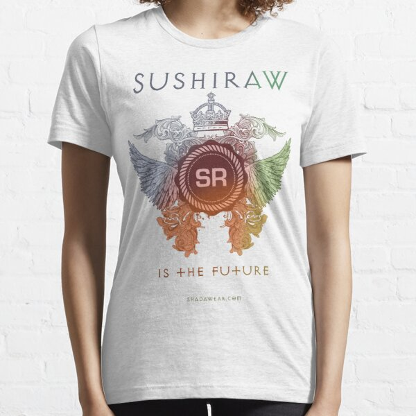SUSHIRAW IS THE FUTURE (color) Essential T-Shirt