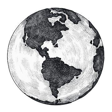 Tierra blanca y negra de maddisonegreen