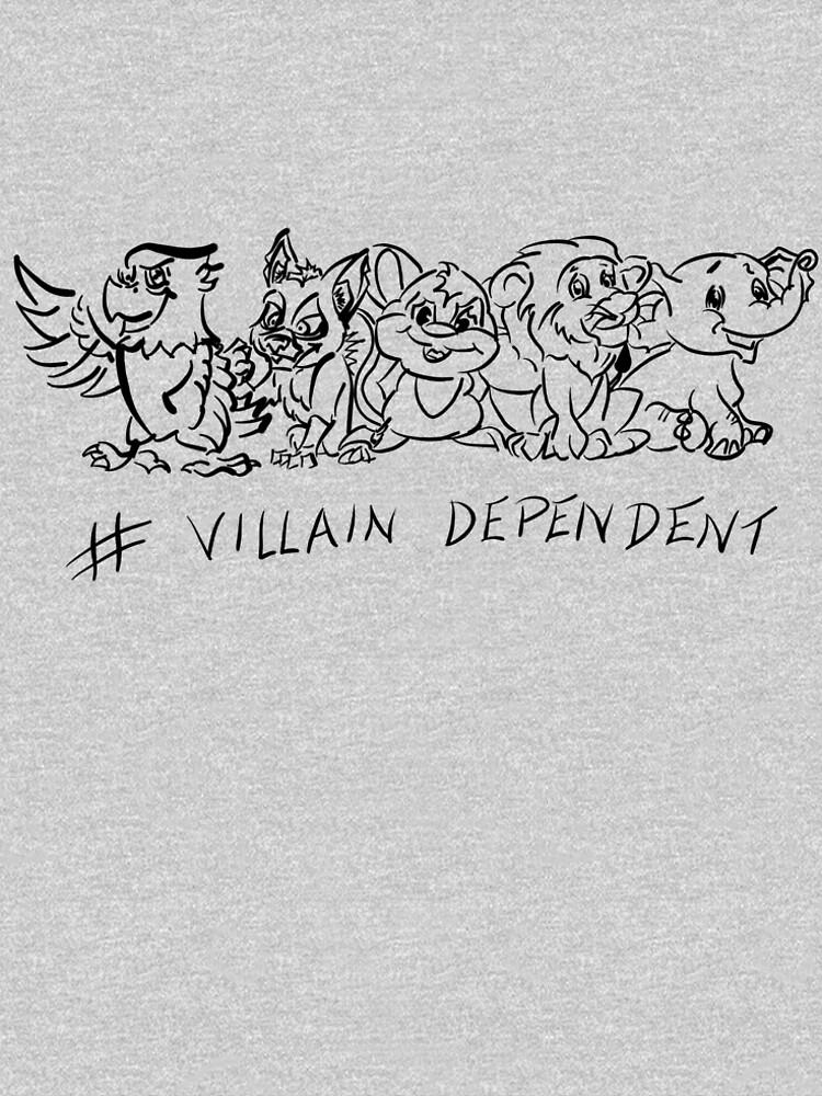 Villain Dependent Poker WHT by fullrangepoker