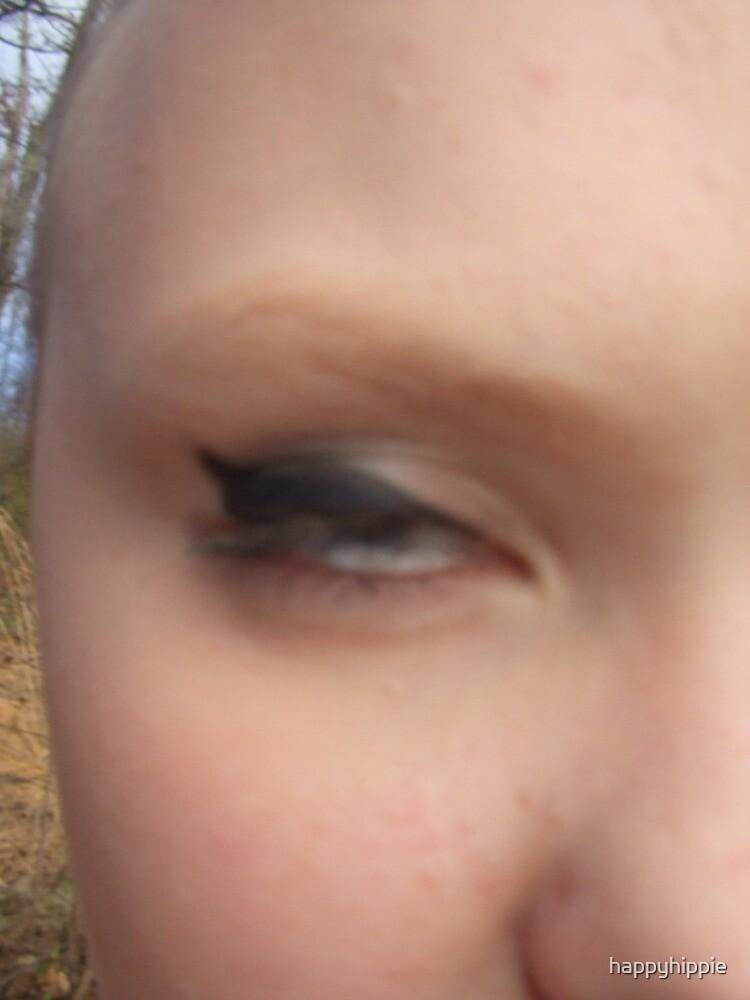 Grunge Eye by happyhippie