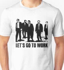 Camiseta unisex Vamos a trabajar