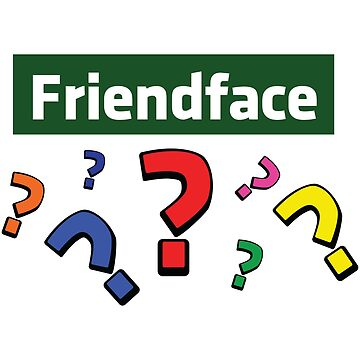 Friendface Question Marks by expandable
