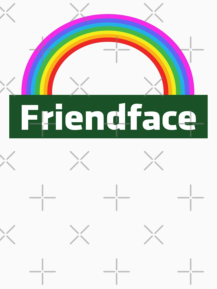 Friendface Rainbow by expandable