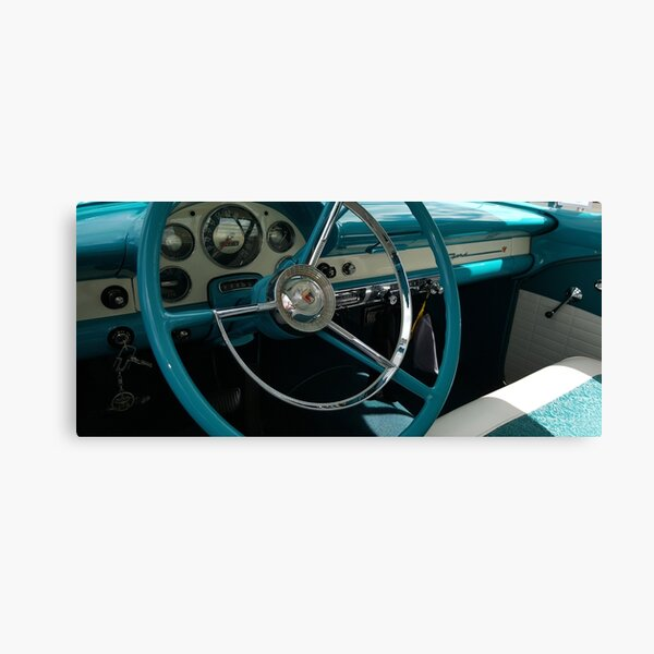 Fairlane Interior Canvas Print