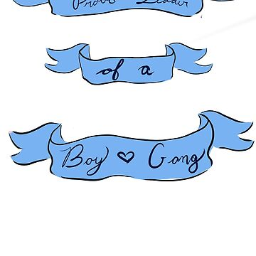 Boy Gang- In Blue by theirgrace