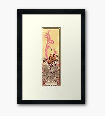 World Is Our Playground Framed Print
