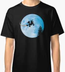 Taking Her to the Moon Classic T-Shirt