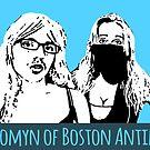 Womyn of Boston Antifa by baproductions