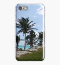 Tulum Beach Path iPhone Case/Skin