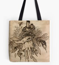 Allegory of Hope Tote Bag