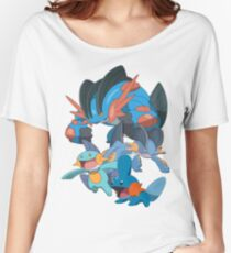 mudkip's family Women's Relaxed Fit T-Shirt