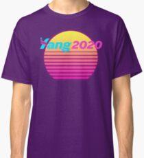 Camiseta clásica Diseño Yang 2020