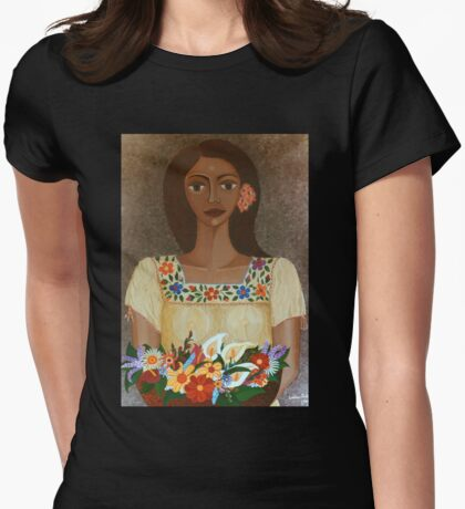 More than flowers she sells illusions T-Shirt