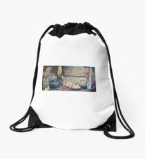Kettles On Drawstring Bag