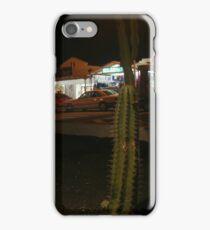 Puerto del Carmen Night iPhone Case/Skin