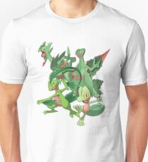 treecko's family T-Shirt