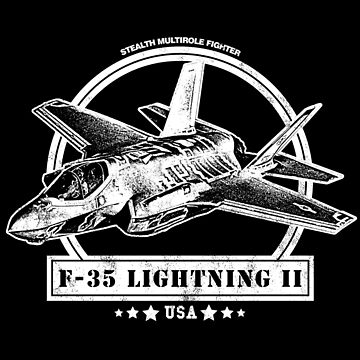 F-35 Lightning II Stealth Aircraft by RycoTokyo81