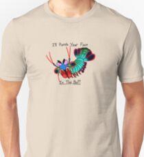 I'LL PUNCH YOU Unisex T-Shirt