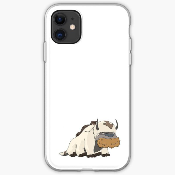 Appa   Avatar The Last Airbender iPhone Soft Case