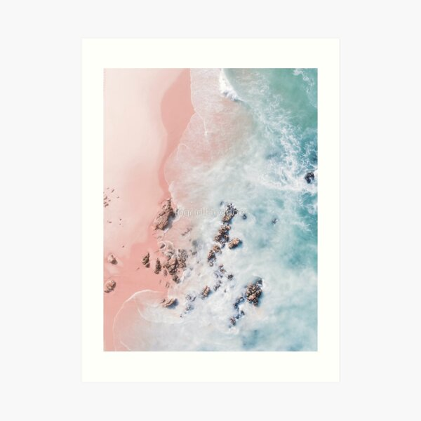 sea bliss - Art Print