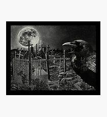 Nevermore Fotodruck