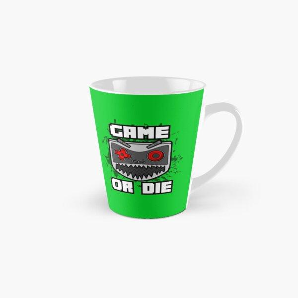 Game or Die Tall Mug