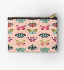 Lepidoptery No. 1 by Andrea Lauren  Studio Pouch