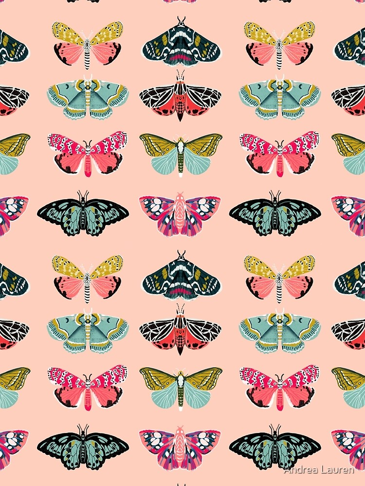 Lepidoptery No. 1 by Andrea Lauren  by papersparrow