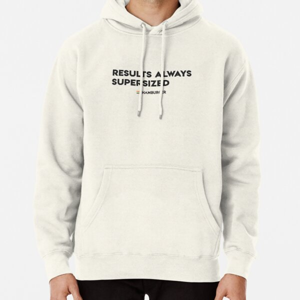 Results Supersized Pullover Hoodie