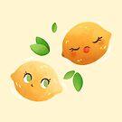Lemons by doodlecarrot