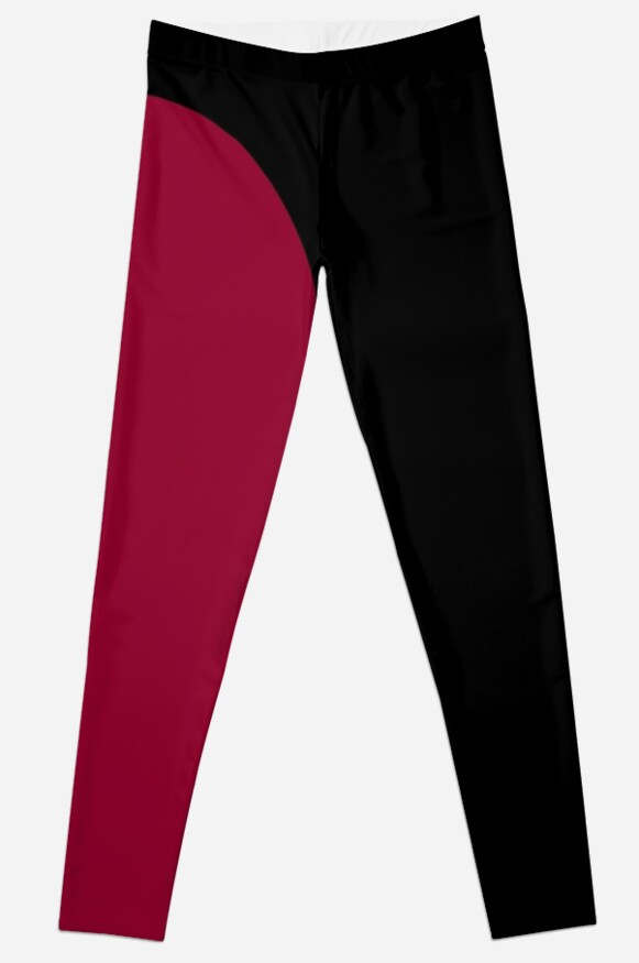 Garnet Leggings by escaramari